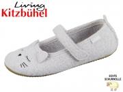 Living Kitzbühel 3230-620 hellgrau Wollfilz