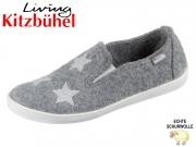 Living Kitzbühel 3240-610 grau Wollfilz