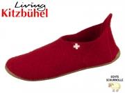 Living Kitzbühel 2448-350 rot Wollfilz