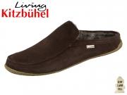 Living Kitzbühel 3288-290 dunkelbraun Nubuk