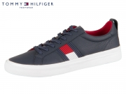 Tommy Hilfiger Leather Sneaker FM0FM01712-403 white Leather