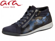 ARA Rom 12-44410-41 blau midnight Samtchevreau Hunter