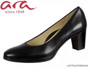 ARA Orly 12-13436-05 schwarz Nappaso