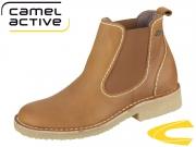 camel active Havanna 877.73-01 brandy Soft Cracy Horse