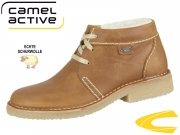 camel active Havanna 877.70-40 brandy Soft Cracy Horse