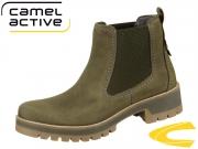 camel active Diamond 891.72-05 olive Nubuk Oil