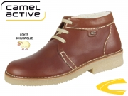 camel active Havanna 131.13-26 chestnut Oil Pull Up