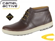 camel active Laponia 395.44-02 mocca Buffalo Pull Up GTX
