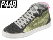 P448 Sneaker high E8Love rocker
