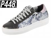 P448 Sneaker low E8Thea paillettes