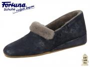 Fortuna Brigitte Cosy 412052-12-041 blau Nubuk