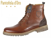 Pantofola d Oro Ponzano Uomo High 10183005.JCU tortoise shell