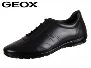 Geox Uomo Symbol U74A5B 00043 C9999 black Scarpe