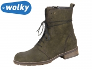 Wolky Murray 0443248320 bronze Griffon Suede