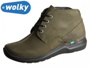 Wolky Onani 0660211730 forest Antique Nubuck