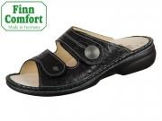 Finn Comfort Sansibar 02550-585144 nero Azteko