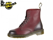Dr Martens 8 Eye Boot 21154600 cherry red Pascal Antique Temperly