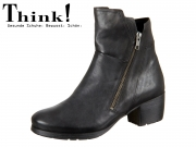 Think! OBAJO 83196-00 schwarz Natural Calf Vegetabil