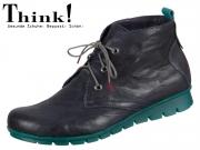 Think! Menscha 83075-84 navy kombi Capra Rustico Vegetabil