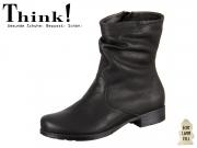 Think! DENK! 83010-00 schwarz Softcapra Vegetabil