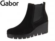 Gabor 93.785-17 schwarz Dreamvelour