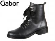 Gabor 91.660-27 schwarz Foulardcalf