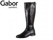 Gabor Rhodos 92.757-67 schwarz Foulardcalf