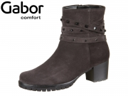 Gabor Athen 96.653-39 dark grey Dreamvelour