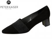 Peter Kaiser Betzi 47215-911 schwarz Gummizug Glam Suede