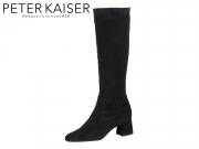Peter Kaiser Brit 94237-240 schwarz Suede Lederstretch