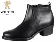 Werner 1911 Corte 18352701 schwarz Werbio Nappa