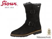 Sioux Velisca 704 62450 schwarz Tex Lammfellfutter Velour
