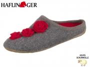 Haflinger Dakota Rose 483119-4 anthrazit Wolle