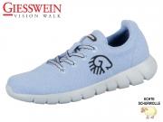 Giesswein Merino Runner 49300-519 himmelblau Merino Wolle