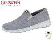 Giesswein Merino Slip on 49302-017 schiefer Merino Wolle