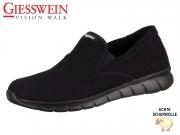 Giesswein Merino Slip on 49303-022 schwarz Merino Wolle