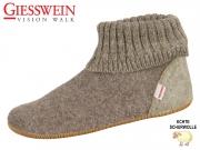 Giesswein Wilpoldsried 49230-262 taupe Schurwolle