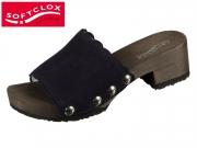 Softclox Pabla S3420-06 dark ocean Kaleido Kaschmir