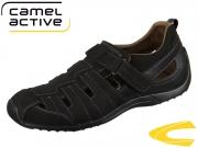 camel active Manila 292.12.09 black Oil Nubuk Nappa PU Micro