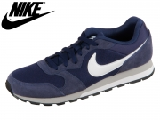 NIKE Nike MD Runner 2 749794-410 midnight navy white
