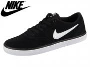 NIKE Nike SB Check Solar 843895-001 schwarz weiss