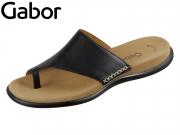 Gabor 03.700-27 schwarz Nappa