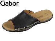 Gabor 03.705-27 schwarz Nappa