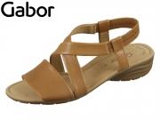 Gabor 84.550-24 cognac Nappa