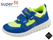 SuperFit SPORT7 MINI 4-09190-81 blau-gelb Tecno- Velour