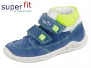 SuperFit UNIVERSE 4-09415-81 blau-gelb Velour- Nappa