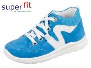 SuperFit Mel 4-00323-80 blau Velour- Nappa