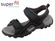 SuperFit HIKE 4-00451-00 schwarz Tecno Textil