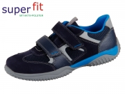 SuperFit STORM 8-09380-80 blau Velour Tecno