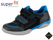 SuperFit STORM 4-09381-00 schwarz blau Velour Tecno
